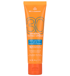 MDSOLARSCIENCES SPF 30 Tinted