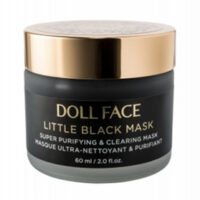 Dollface Little Black Mask