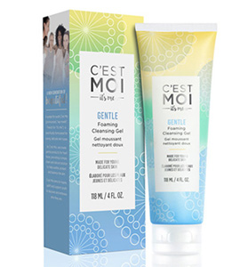 C'EST MOI GENTLE FOAMING CLEANSING GEL